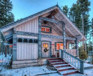Breckenridge investment home