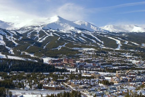 Townhomes in Breckenridge