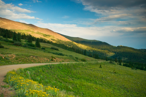 Breckenridge land for sale