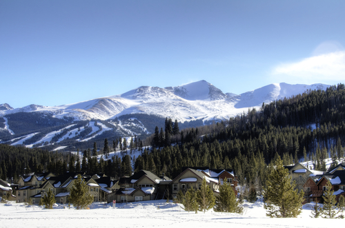 Breckenridge townhomes